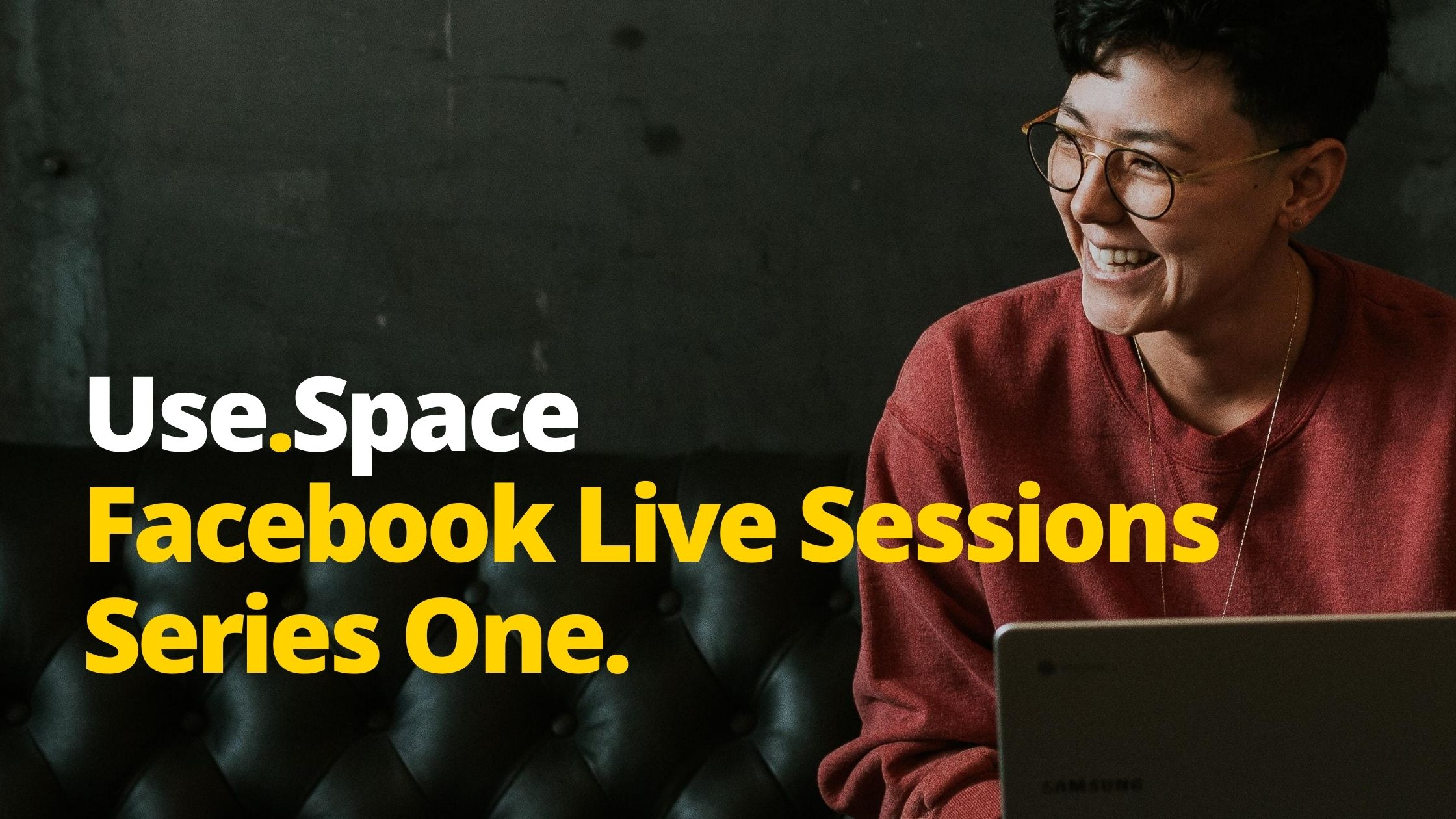 Use.Space Facebook Live