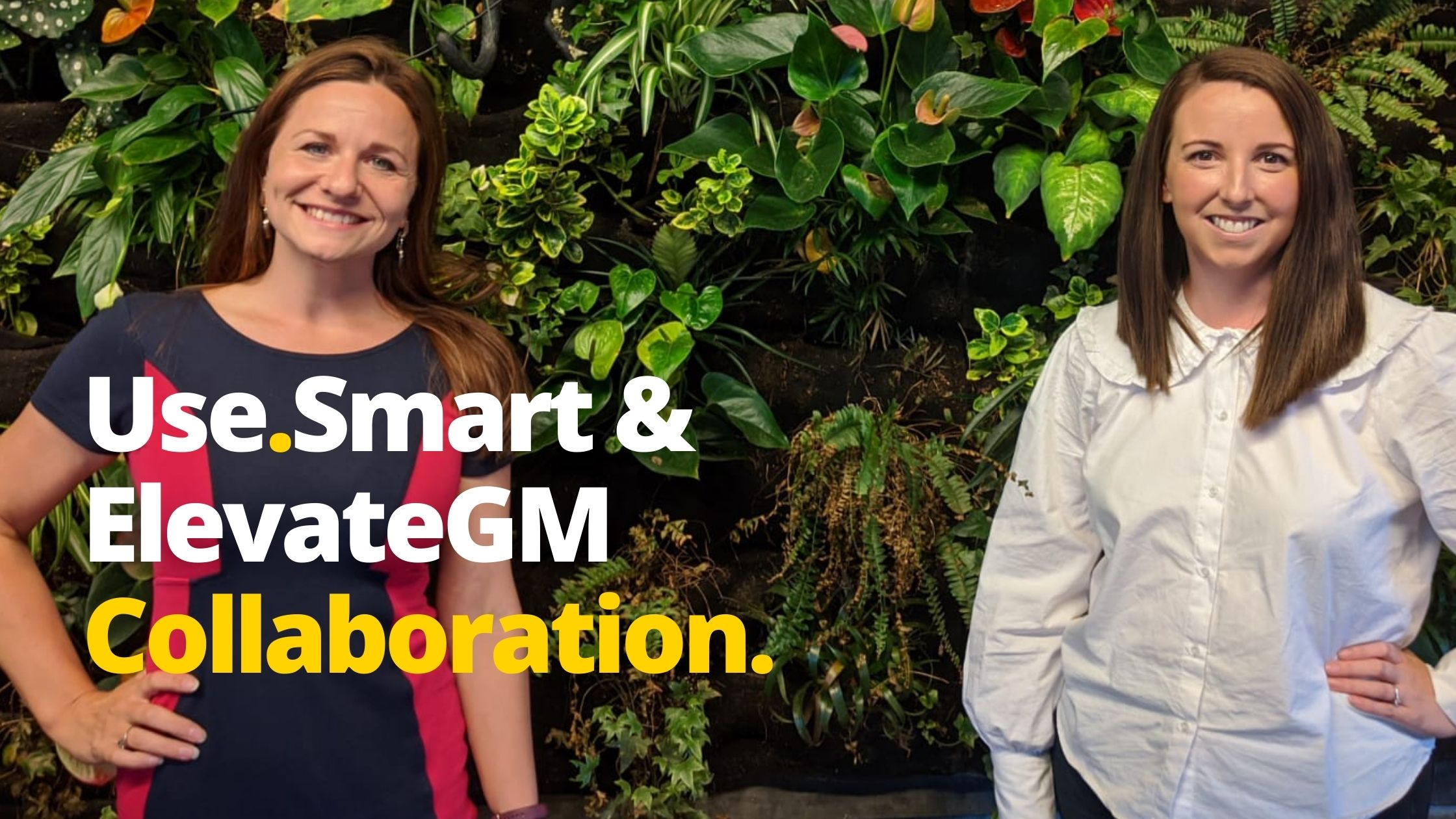 Use.Smart & Elevate GM