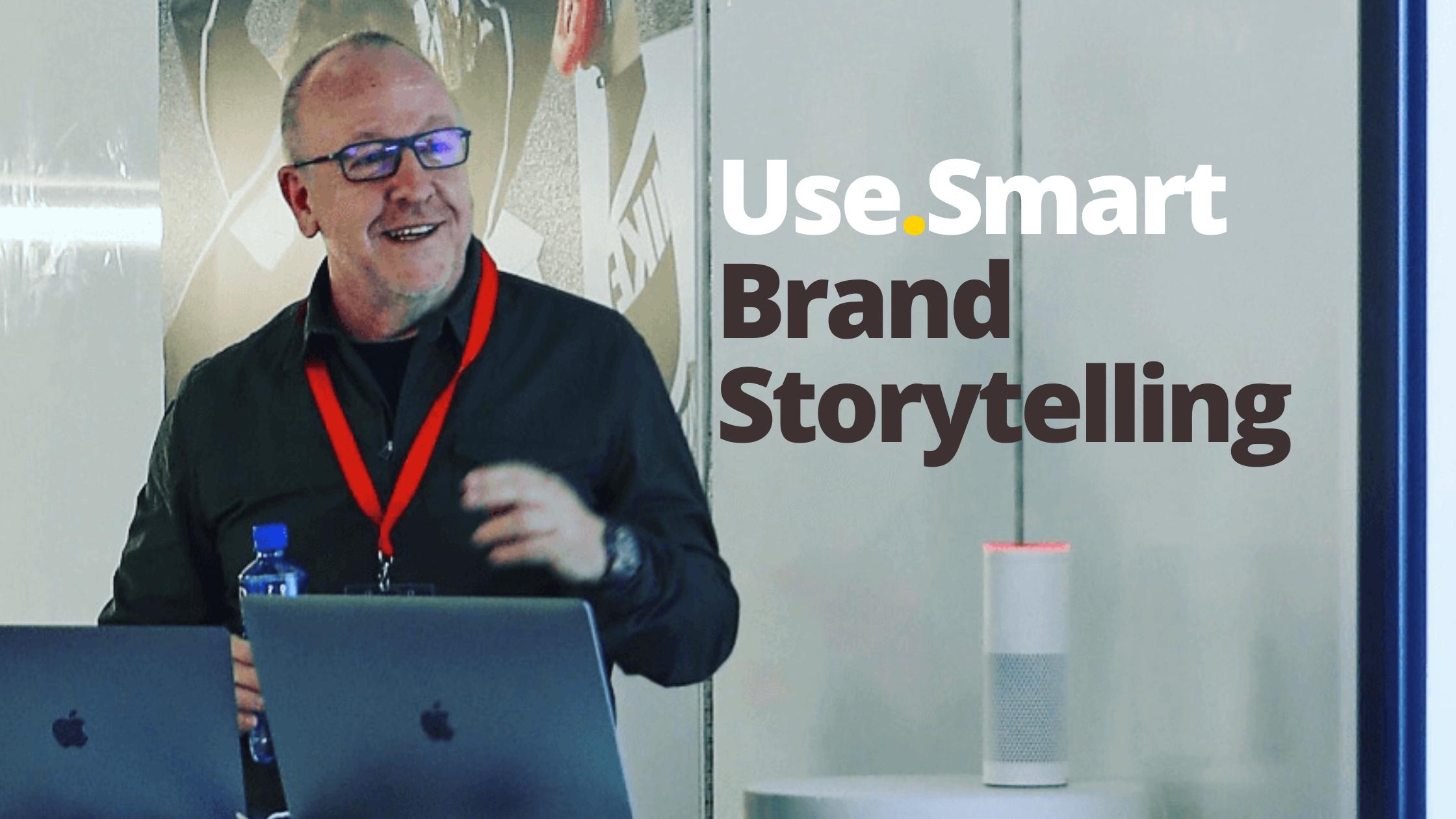 Brand Storytelling.