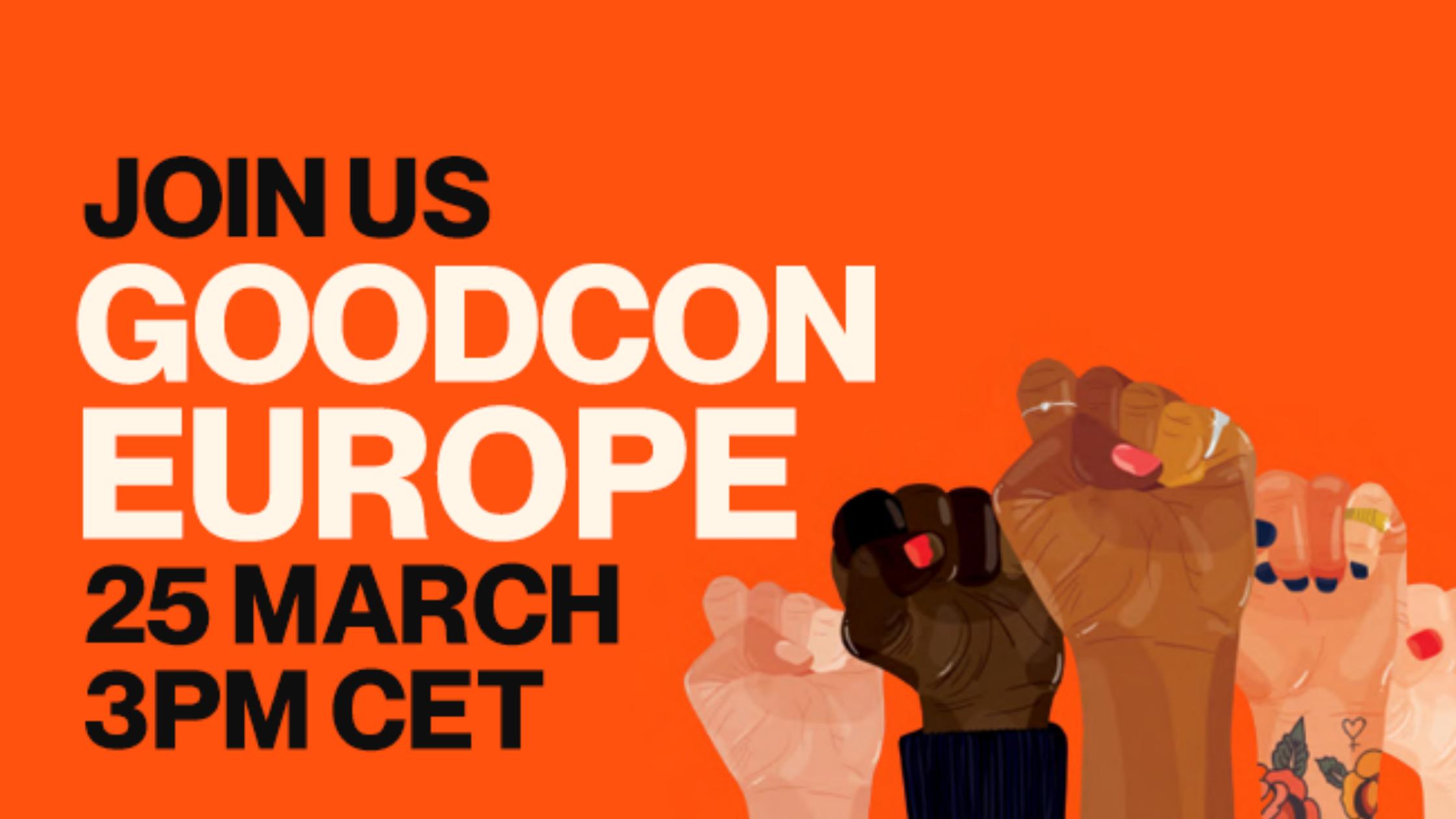 GoodCon Europe