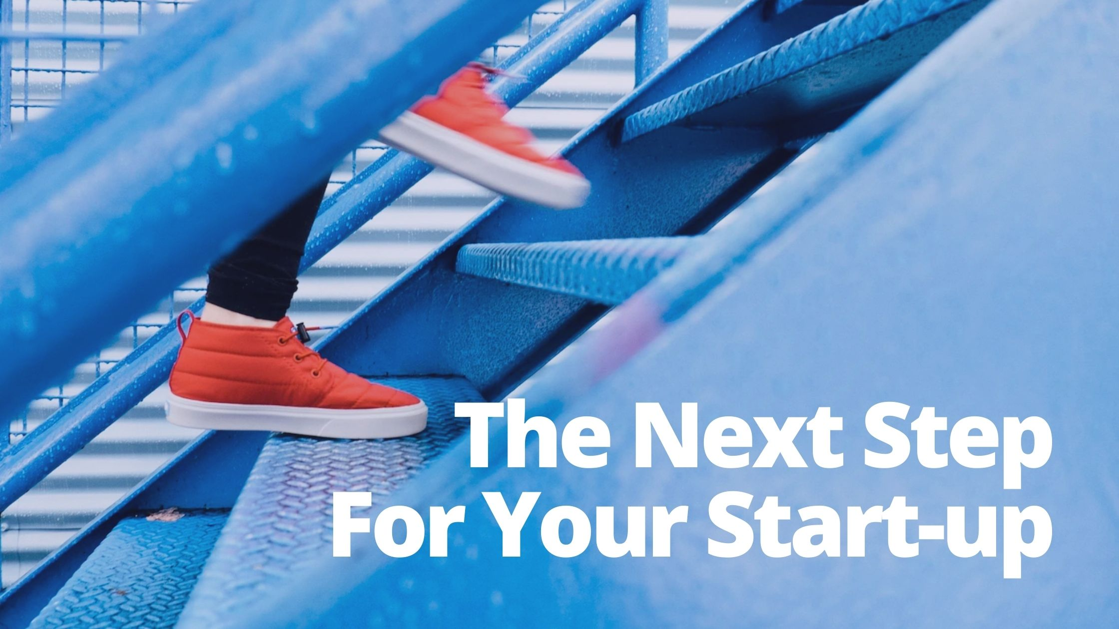 The next step for your start-up business